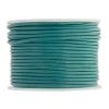Leather Round Cord 1.5mm Turquoise
